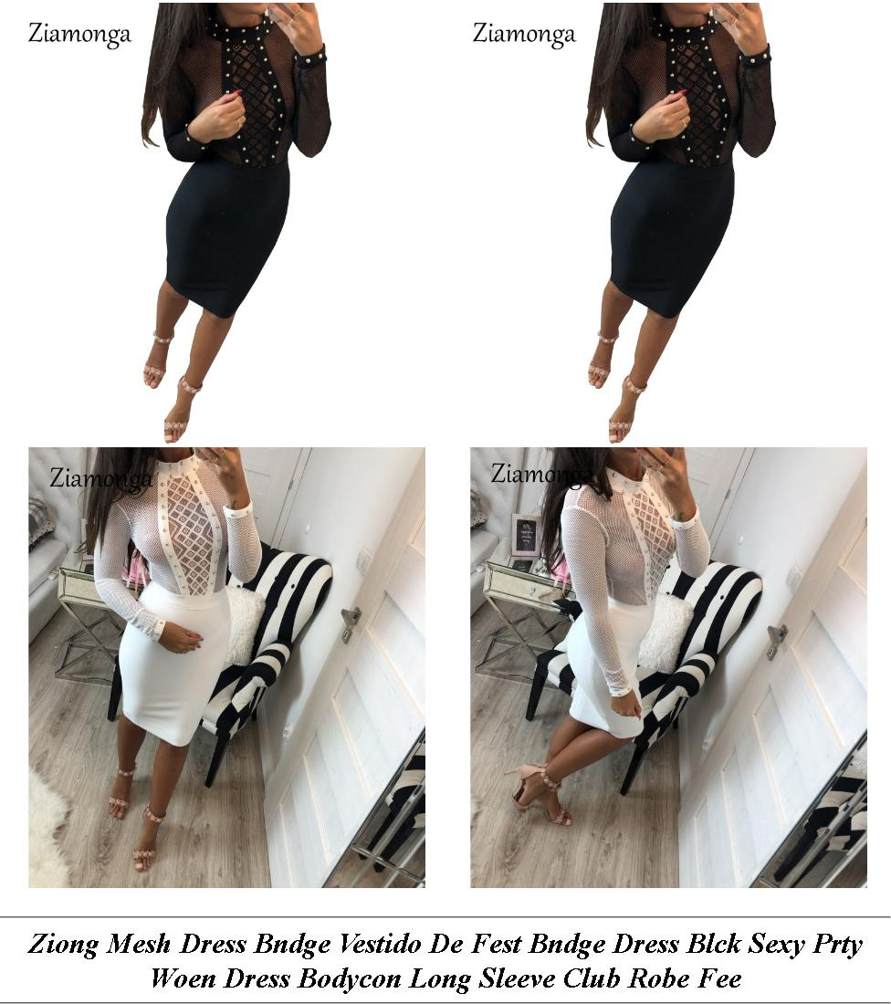 Dresses For Women - Summer Clearance Sale - Midi Dress - Cheap Ladies Clothes