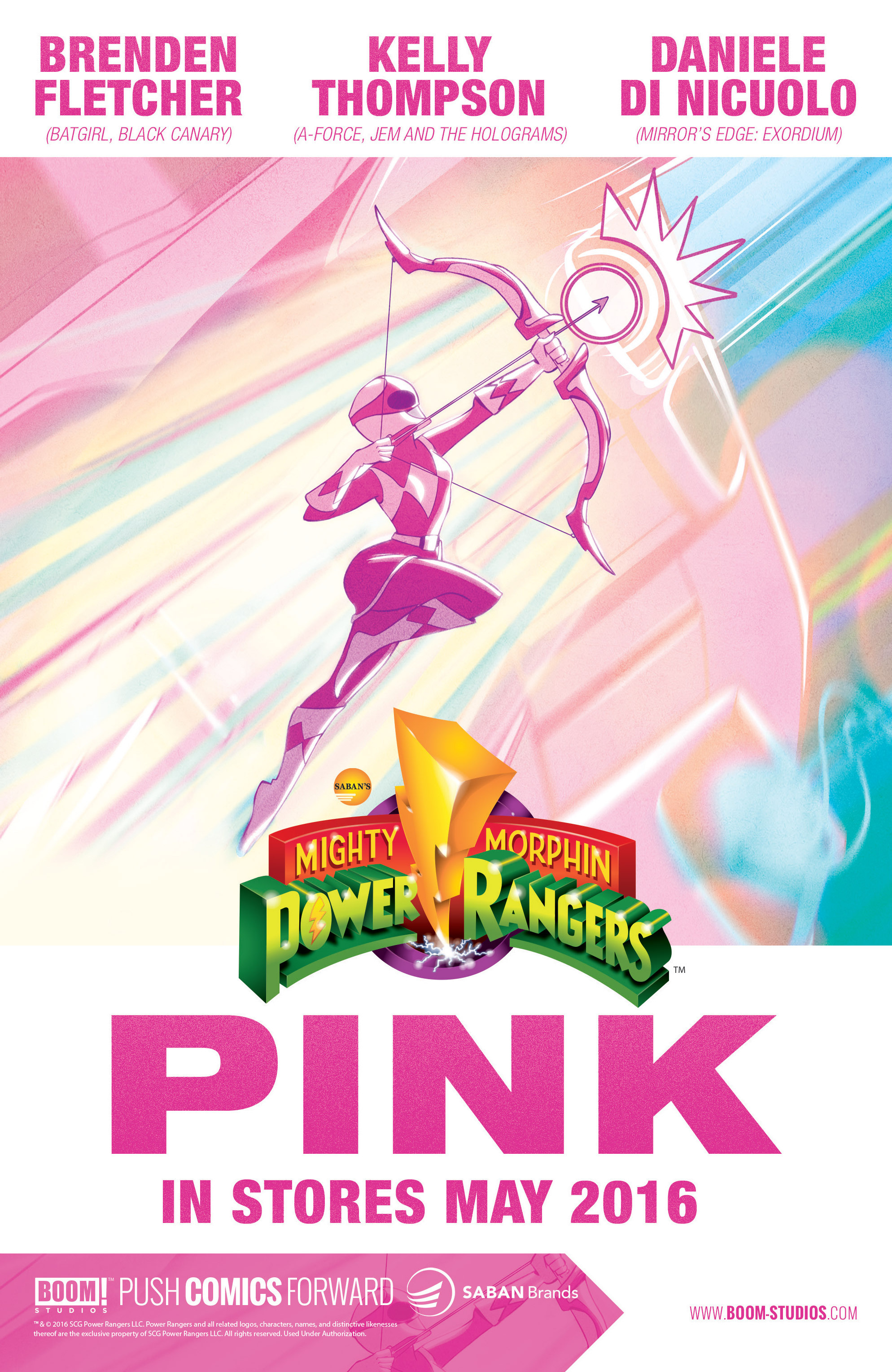 Read online Mighty Morphin Power Rangers comic -  Issue #1 - 26