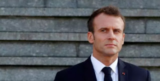 French President Emmanuel Macron is set  to address his nation on Tuesday regarding the persistent violent protests over fuel taxes.