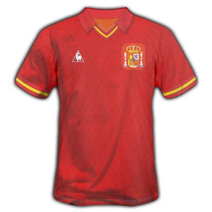 camiseta seleccion española mundial eeuu