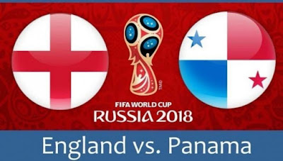 Live Streaming England vs Panama Piala Dunia 24.6.2018
