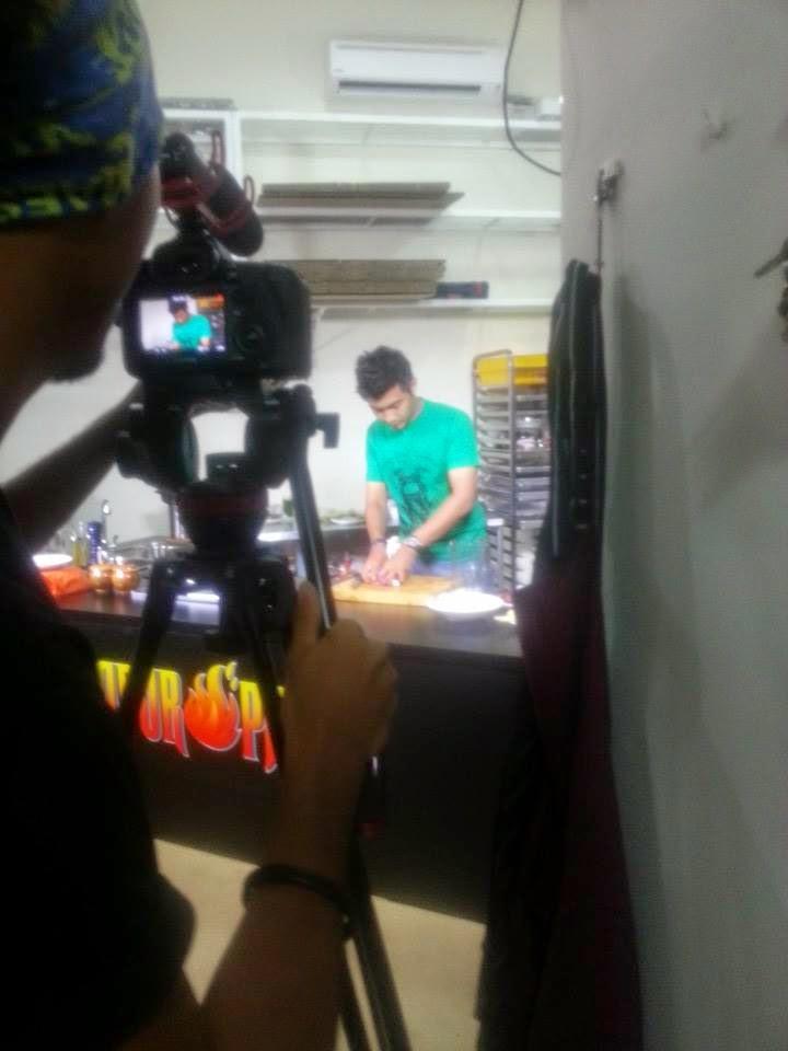 Rancangan Dapur Panas Untuk Siaran Tv3