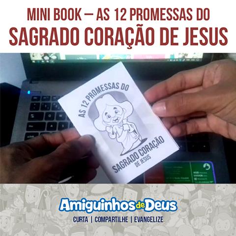 12 promessas do sagrado coração de jesus