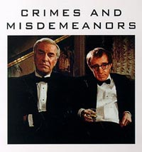 crimes and misdemeanors ending a relationship