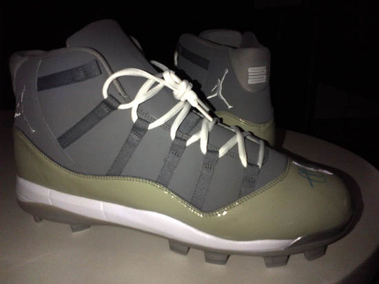 8379227269c1 ajordanxi Your  1 Source For Sneaker Release Dates  Air Jordan 11 Retro  C.C. Sabathia Player Exclusive   Available On eBay