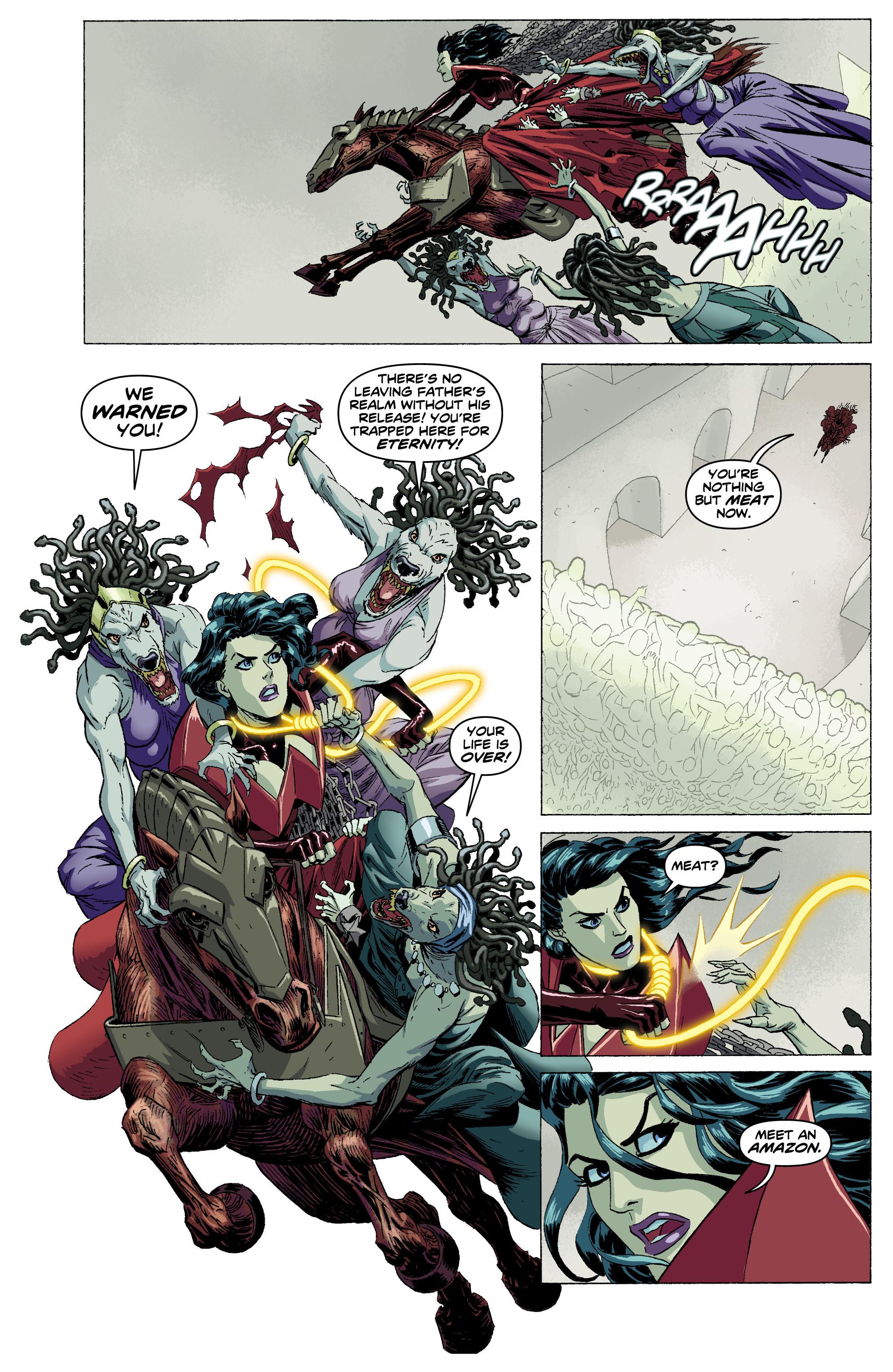 Read online Wonder Woman (2011) comic -  Issue #10 - 8