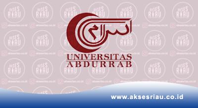 Lowongan Universitas Abdurrab Pekanbaru Januari 2018