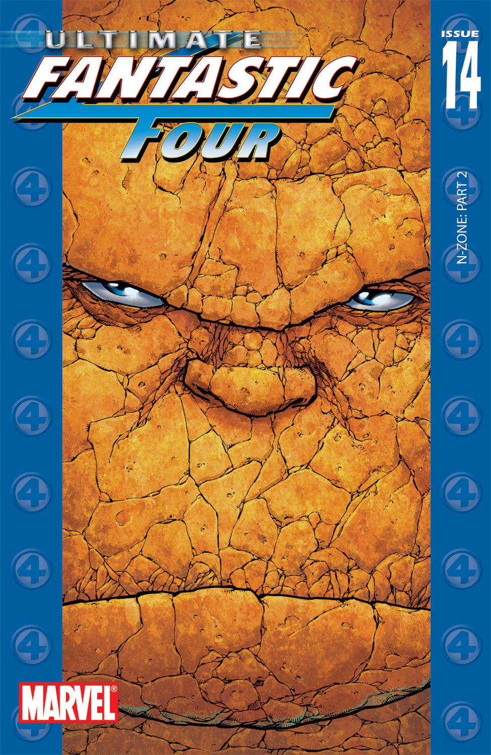 Read online Ultimate Fantastic Four (2004) comic -  Issue #14 - 1
