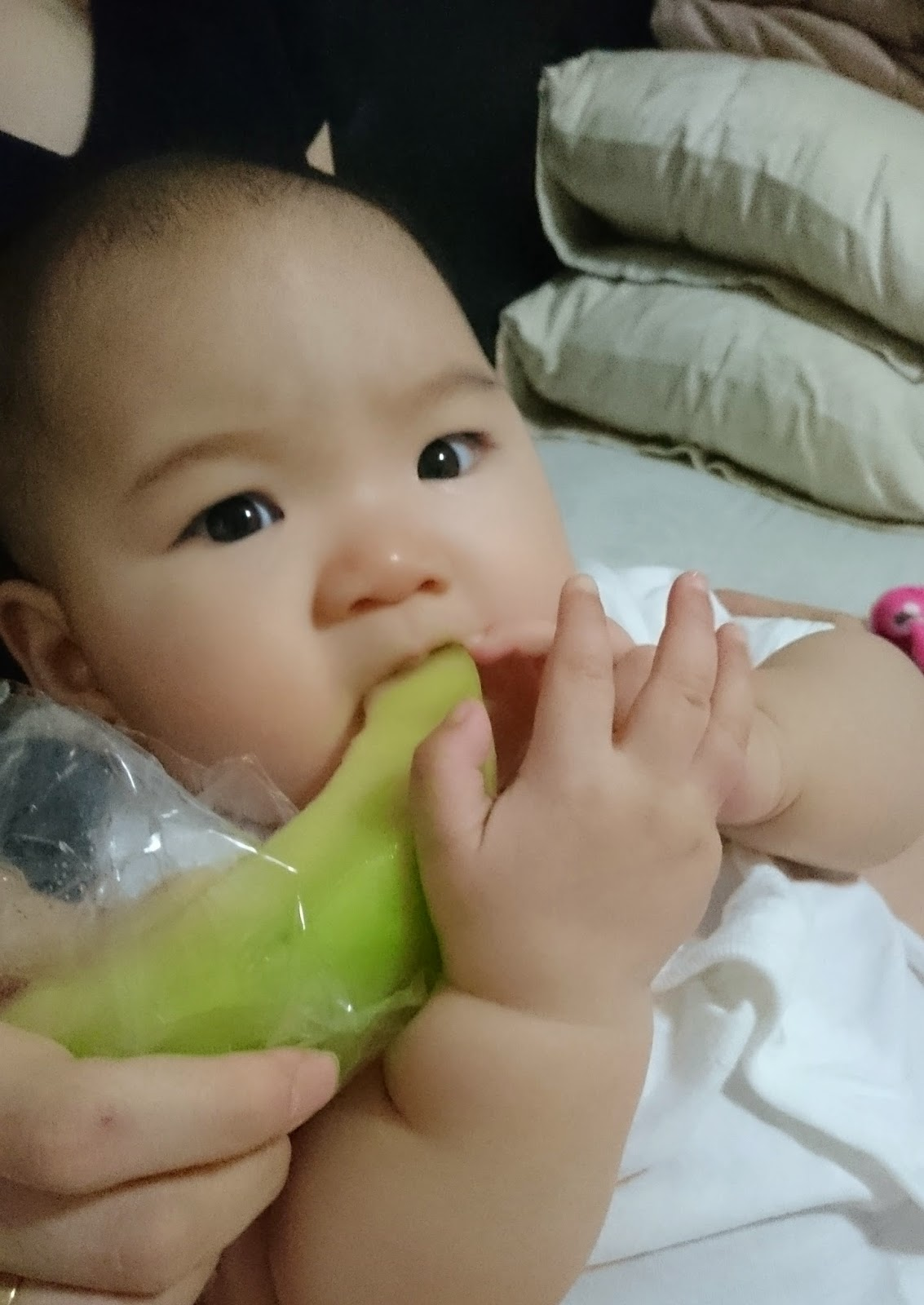 A Frugalistas Stories MPASI Awal Introduction To Food Baby