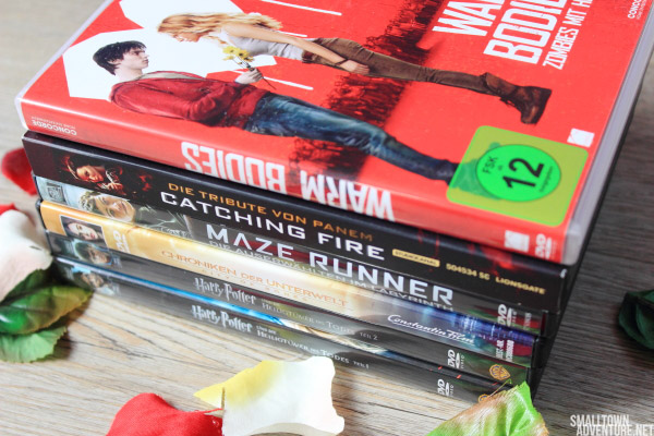Kampf der Filmgenre - Fantasyfilme - Warm Bodies - Harry Potter -  The Hunger Games - Catching Fire - Maze Runner - Shadowhunters