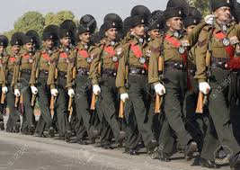 Indian Army Rally Recruitment 2018
