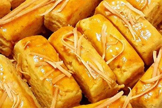 Resep Cara Membuat Kue Kering Keju Kastengel Resep Masakan