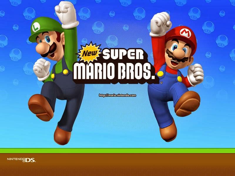 لعبة ماريو mario مجانا