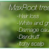 Get Shiny And Bouncy Hairs With MaxRoot Gel