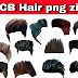 NEW CB HAIR PNG ZIP FILE