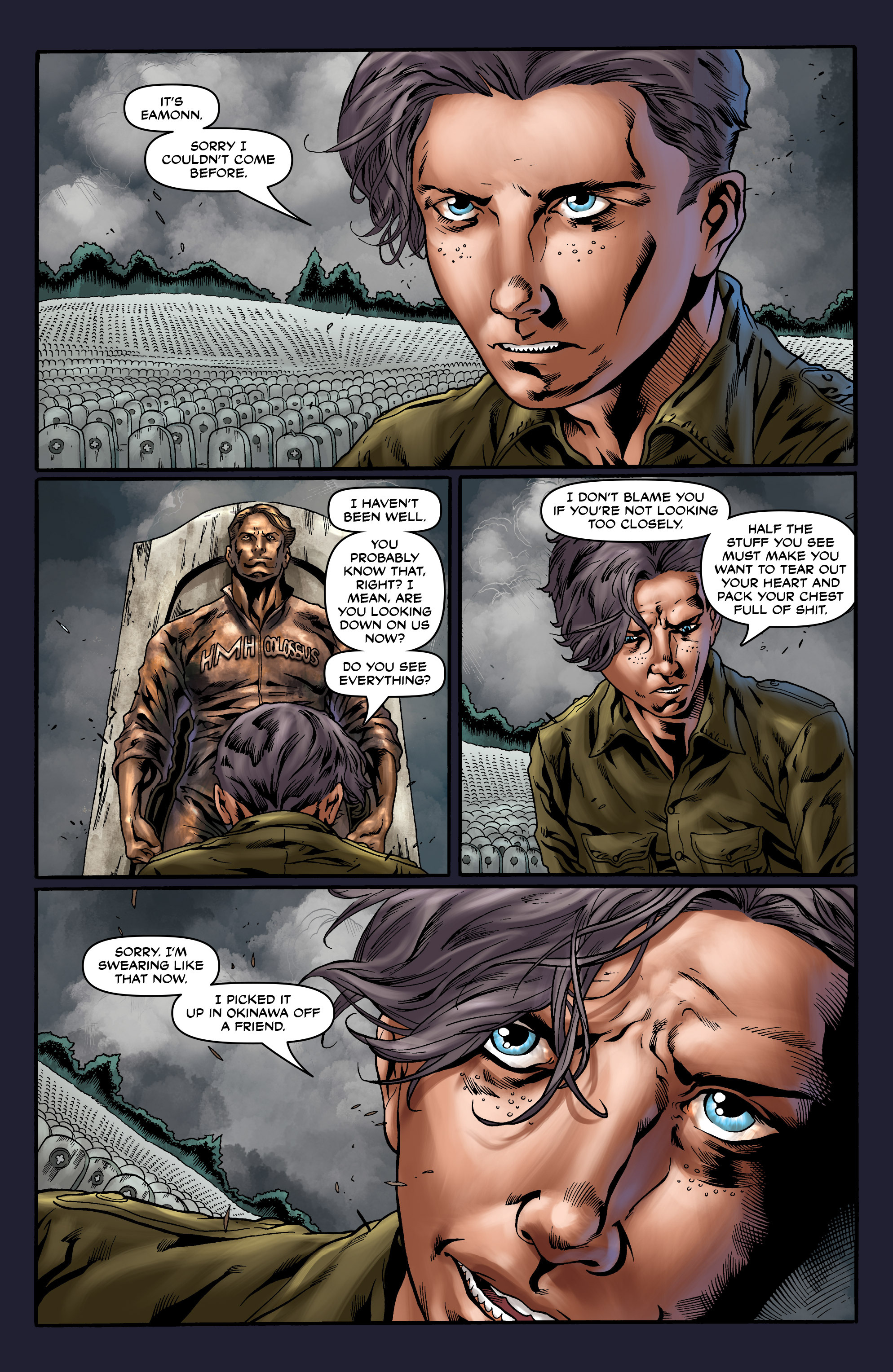 Read online Uber comic -  Issue #19 - 8