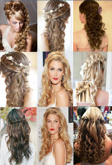 Brilliant New Prom Hairstyles For Long Hair Trend 2015 Jere Haircuts Short Hairstyles Gunalazisus