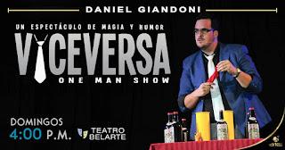 VICEVERSA con Daniel Giandoni (Magia) 2