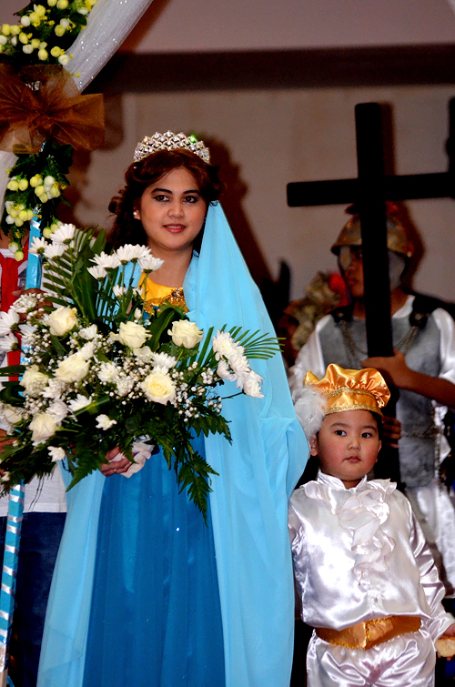 Santacruzan Festivities in Sharjah, UAE