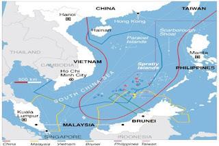 Sengketa Laut China Selatan (LCS)