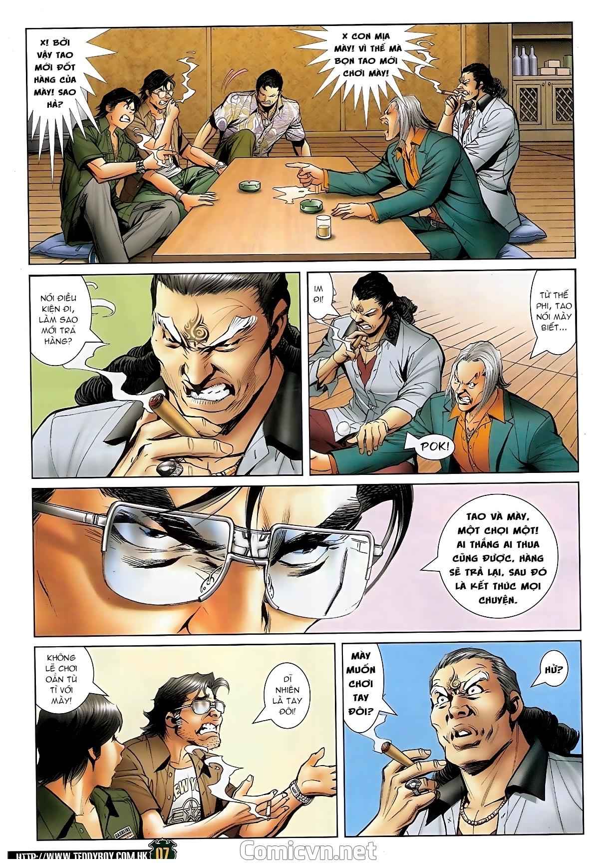 Người Trong Giang Hồ - Chapter 1549: Chơi bẩn - Pic 6