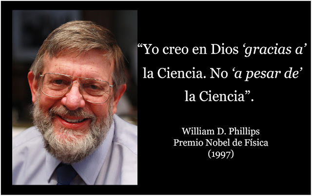 william d. phillips ciencia y fe