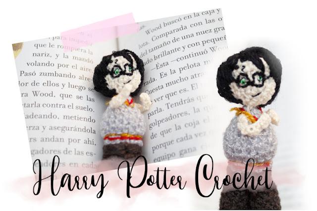 Harry Potter en crochet
