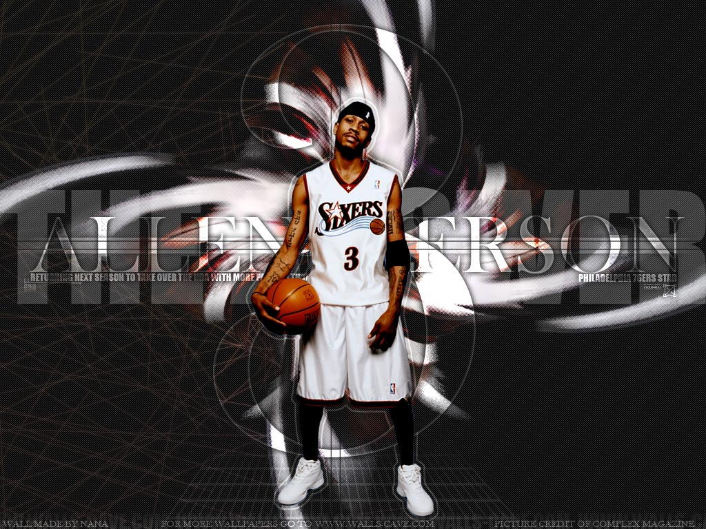 Allen Iverson New HD Wallpapers 2012 - Its All About Basketball