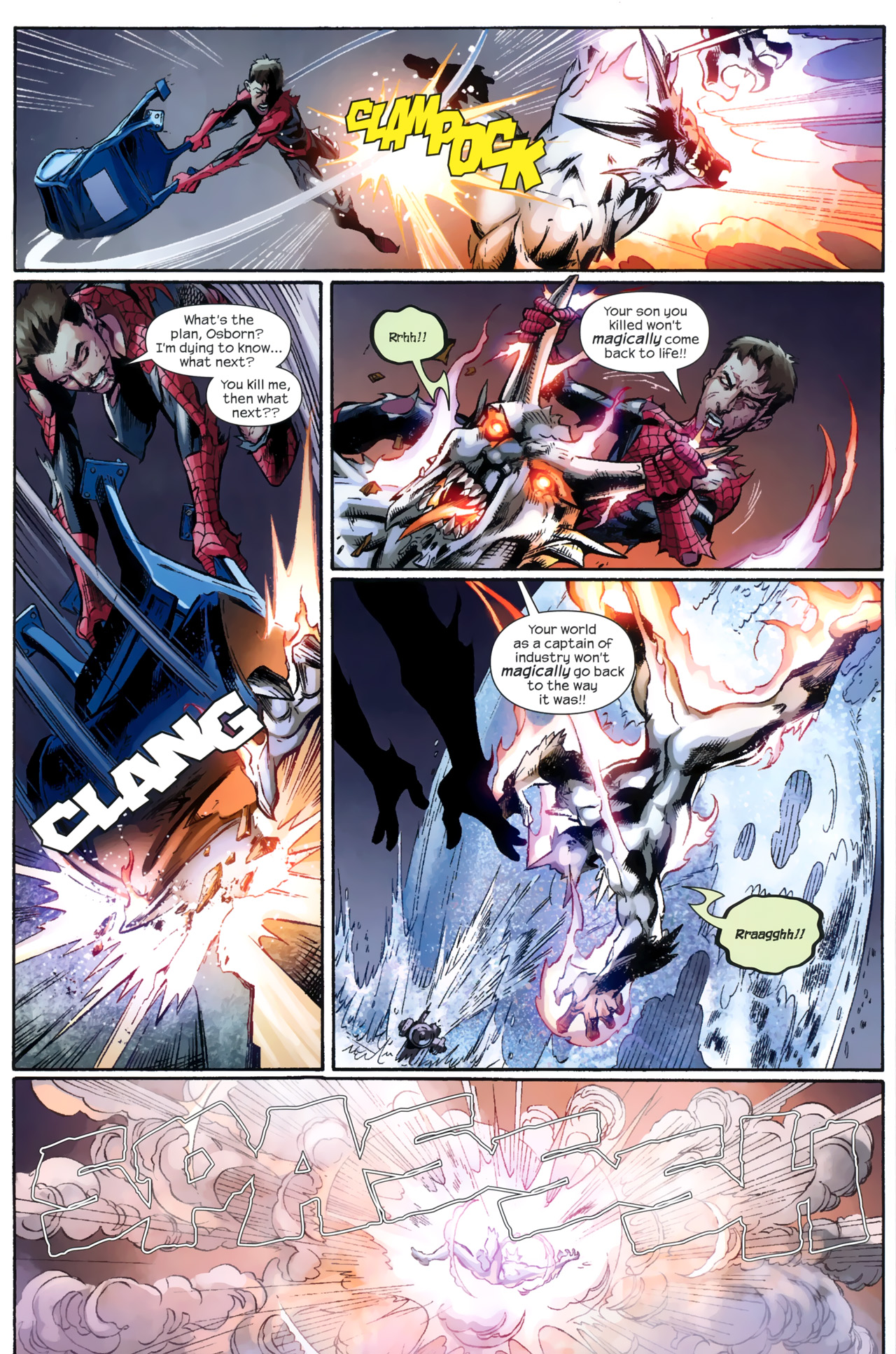 Read online Ultimate Spider-Man (2009) comic -  Issue #160 - 18