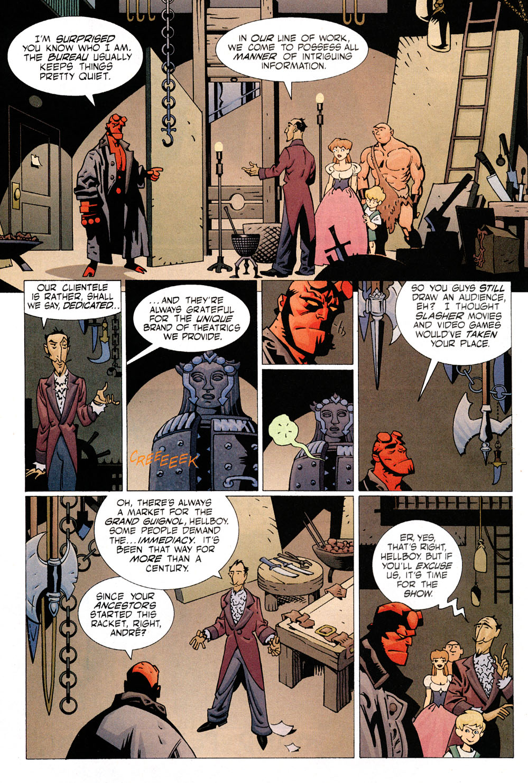Read online Hellboy: Weird Tales comic -  Issue #6 - 4