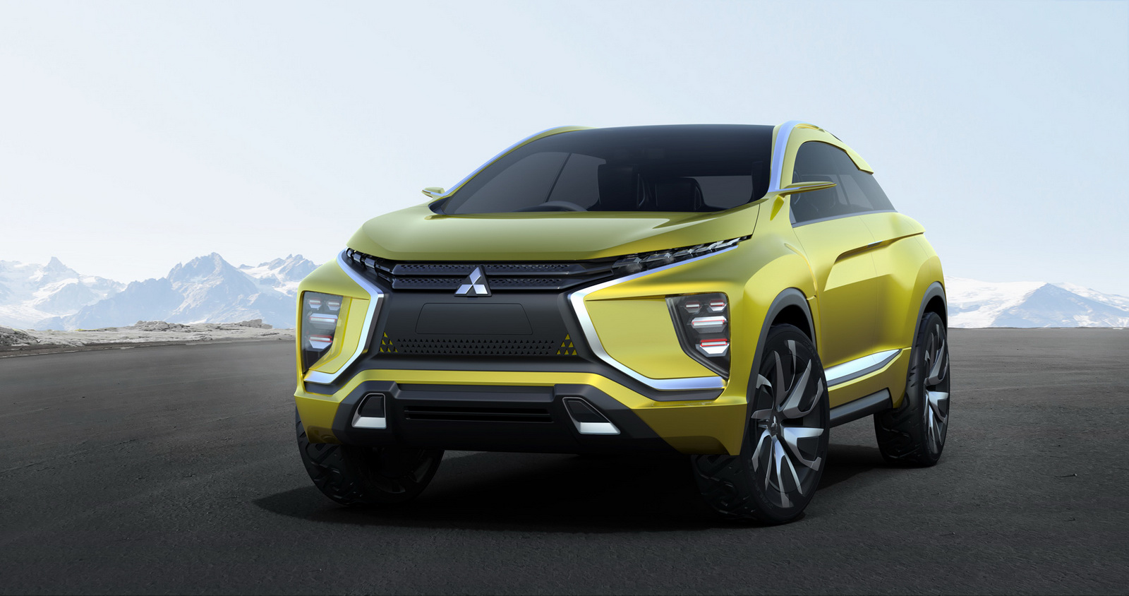 Mitsubishi Confirms Two Suv Concepts For Paris Auto Show