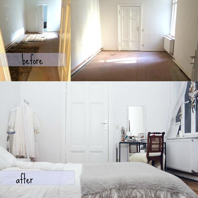 """ANTES Y DESPU�S: �Te gustan los retos"""" este dormitorio te gustar�"""