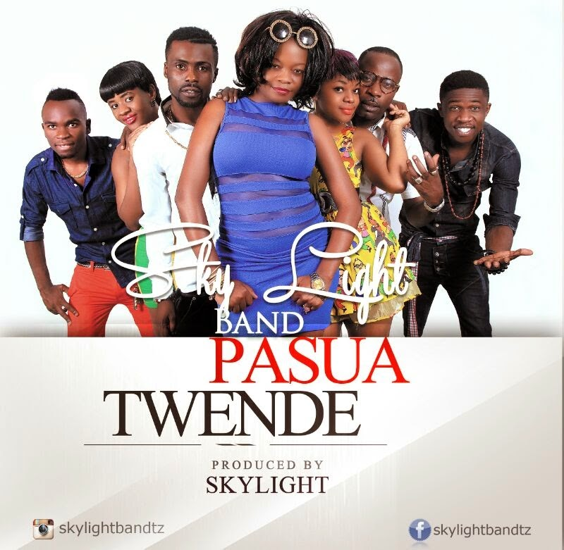 New Audio from Skylight Band - Dunda Pasua Twende