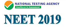 NEET 2019  - Admit Card Modification Information - School Education Announcement 2019