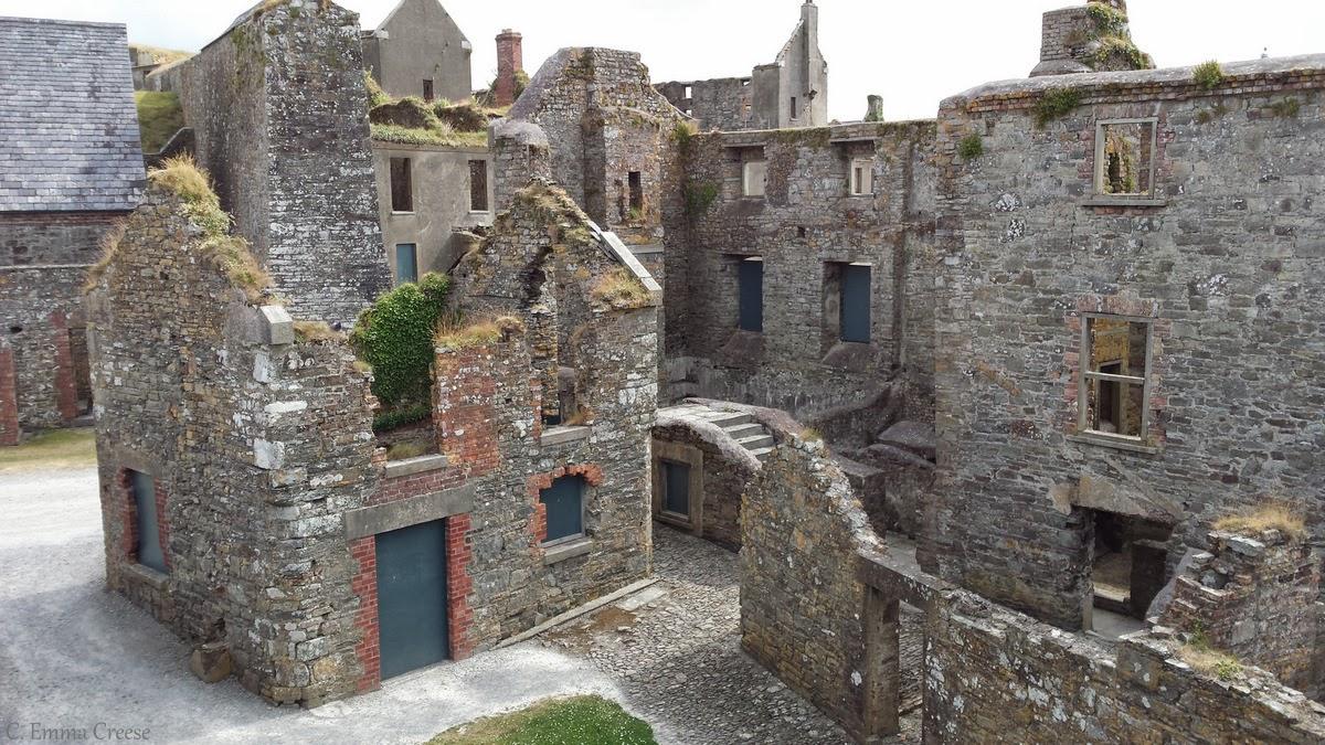 Charles Fort, Kinsale, West Ireland Adventures of a London Kiwi