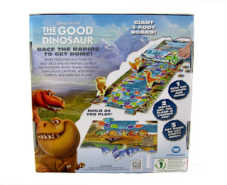 the good dinosaur roarin river