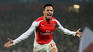 Alexis Sanchez pfa player of the year 2017 nominee