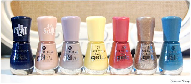 new essence gel nail polish