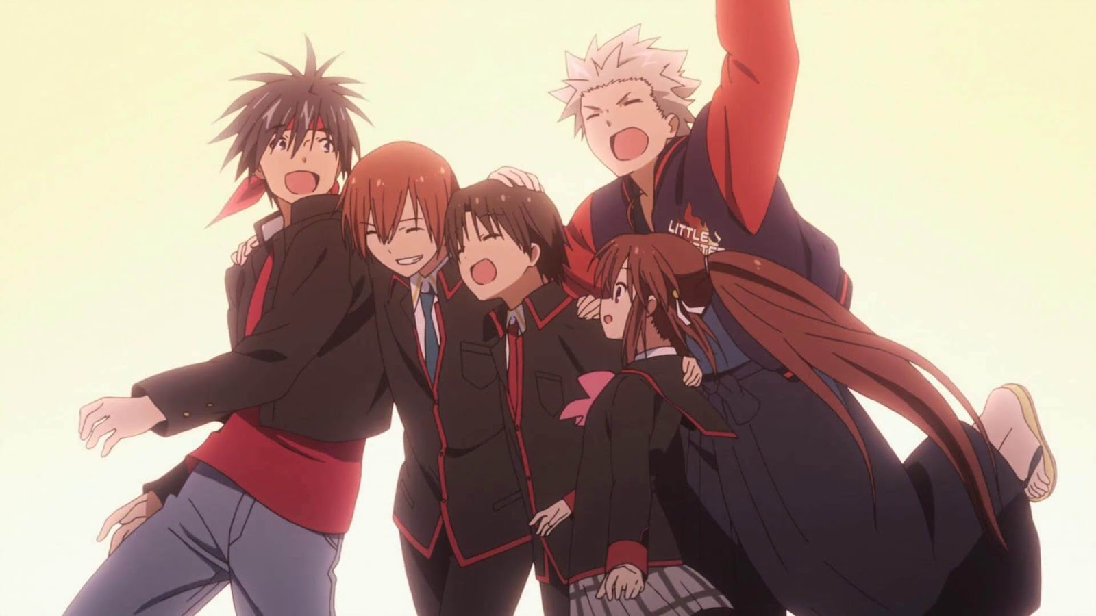 Little Busters! ( Season 2 ) [BD] Sub Indo : Episode 1-13 END