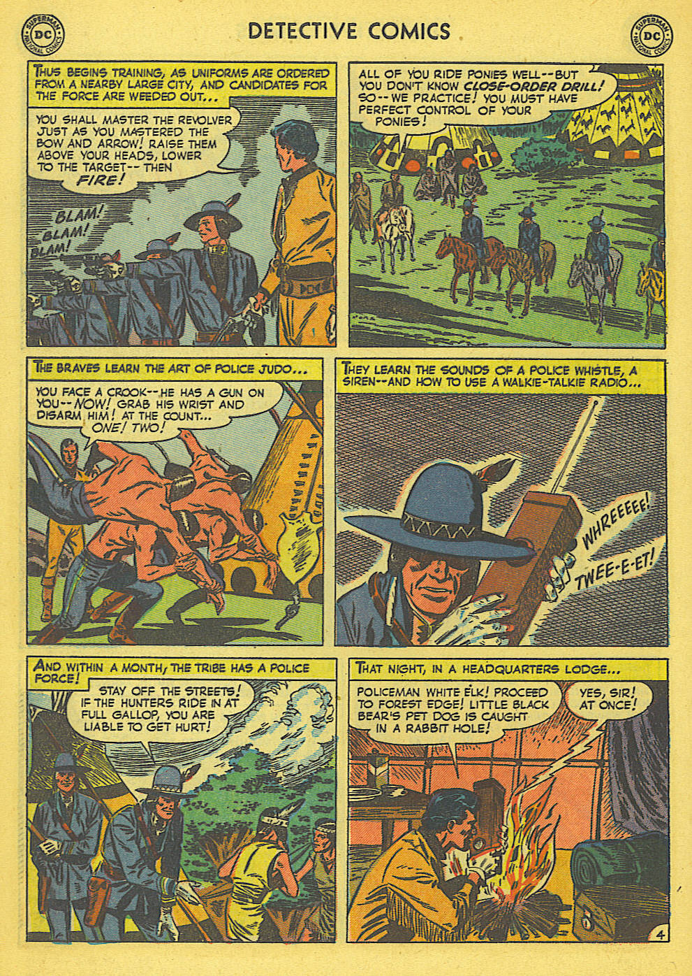 Read online Detective Comics (1937) comic -  Issue #173 - 43