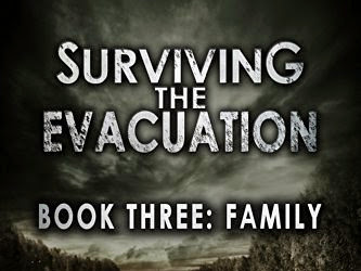 REVIEW - Surviving The Evacuation: Book 3 Family by Frank Tayell