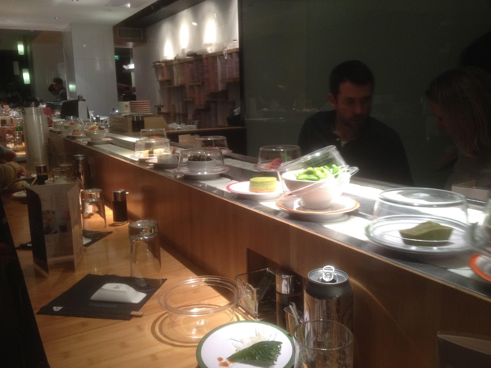 Lundi p tisserie janvier 2017 - Restaurant japonais tapis roulant paris ...