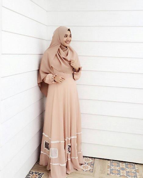 Model Baju Muslim Syari,i remaja