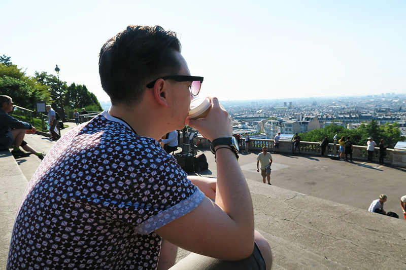 Our trip to Paris August 2016 | Wasted Little PJ Scottish Male Lifestyle Blog