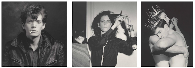 Robert Mapplethorpe - Self-Portrait - Patti Smith - Two Men Dancing