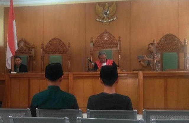Pelaku Pembakaran Bendera di Garut Dihukum 10 Hari, Ini Tanggapan dari FPI