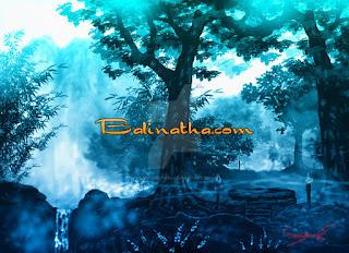Ilustrasi Setra Gandamayu @Balinatha.com