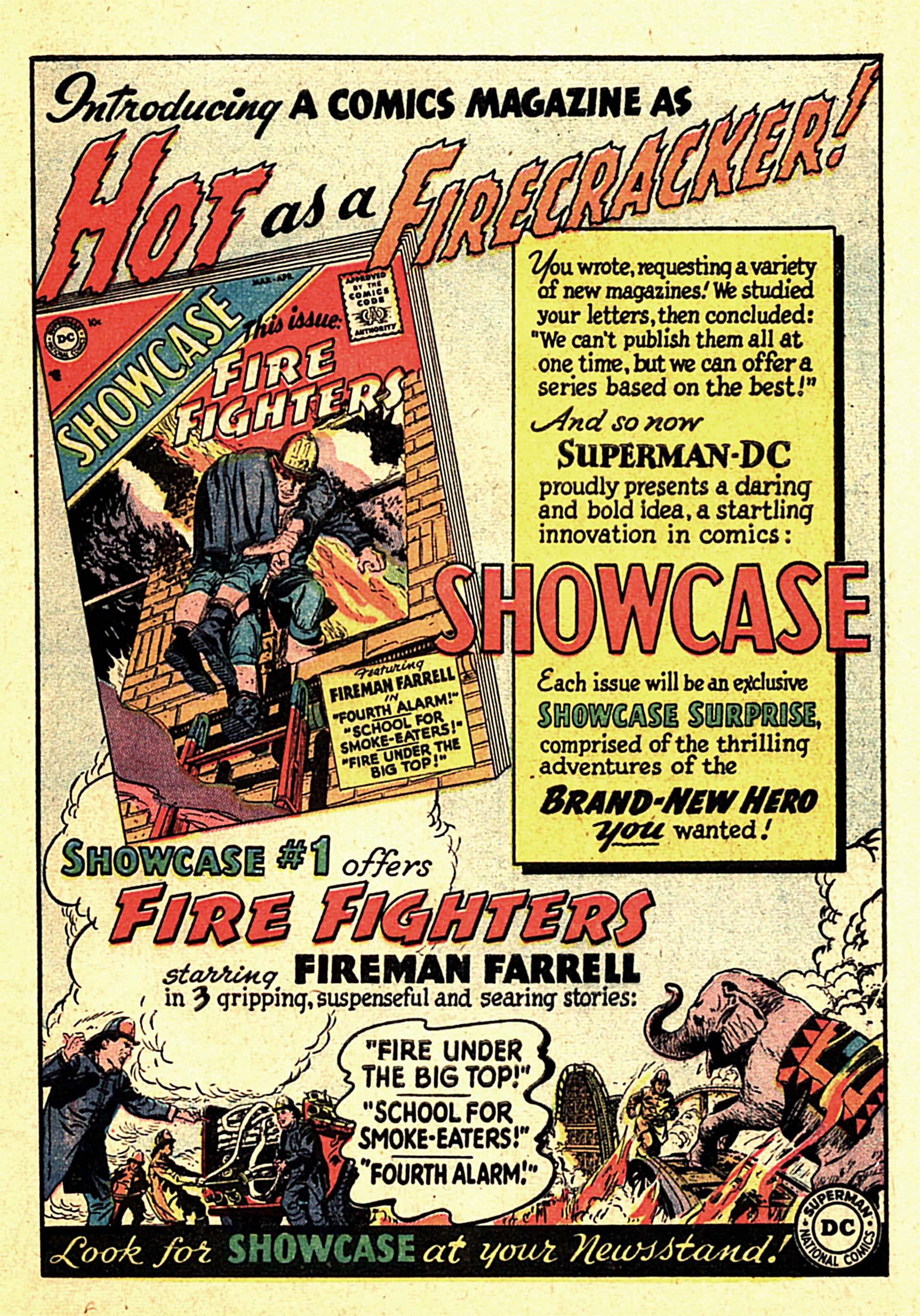 Strange Adventures (1950) issue 66 - Page 9