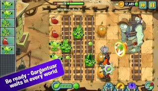 Plants vs Zombies 2 v4.0.1 Apk Full Mod Unlimited