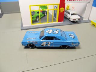 Hot Wheels Hall of Fame Richard Petty